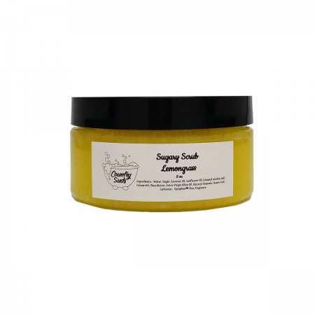 Lemongrass 8oz Sugary Scrub