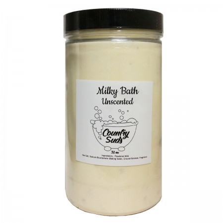 Unscented 32oz Milky Bath