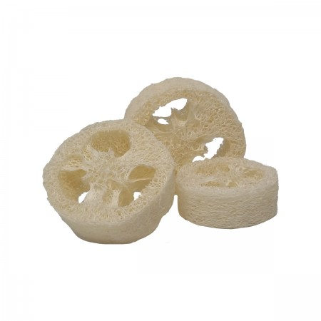 3 Pack Loofah Sponges