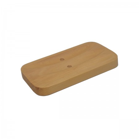 Wooden Wide Soap Dish