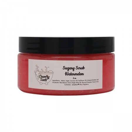 Watermelon 8oz Sugary Scrub