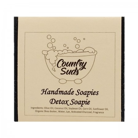 Country Suds Detox Soapie Just...