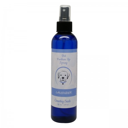 Lavender Pet Freshen Up Spray