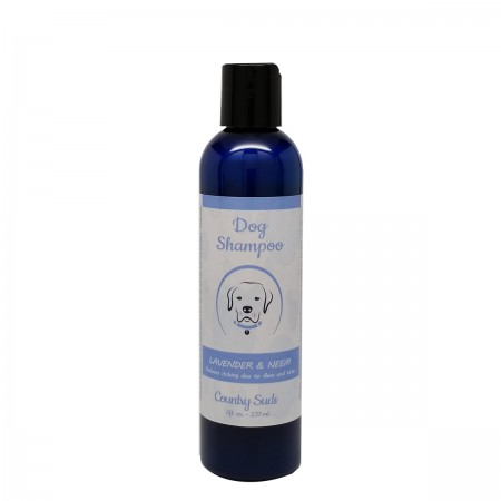 Lavender and Neem Dog Shampoo