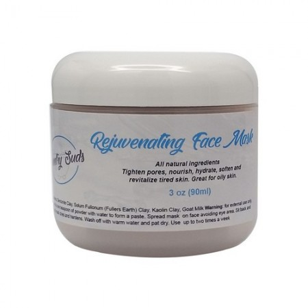 Rejuvenating Face Mask 3oz