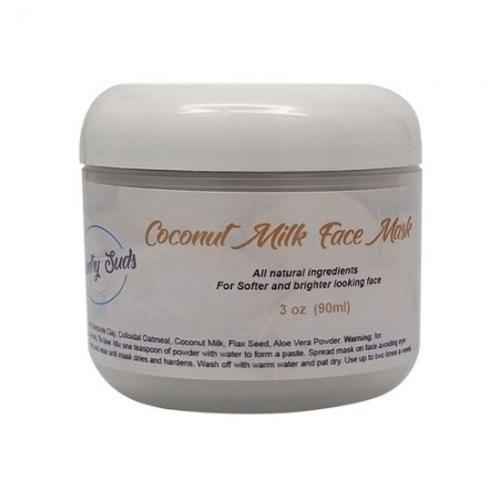 Coconut Face Mask 3oz