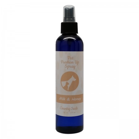 Milk and Honey Pet Freshen Up Spray