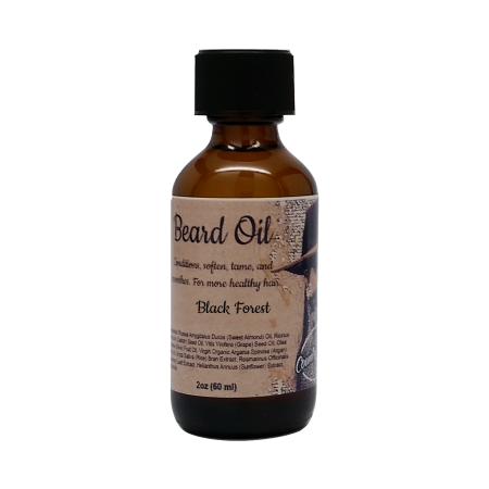 Black Forest Beard Oil with Dropper