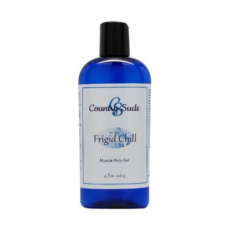 Frigid Chill Muscle Rub Gel