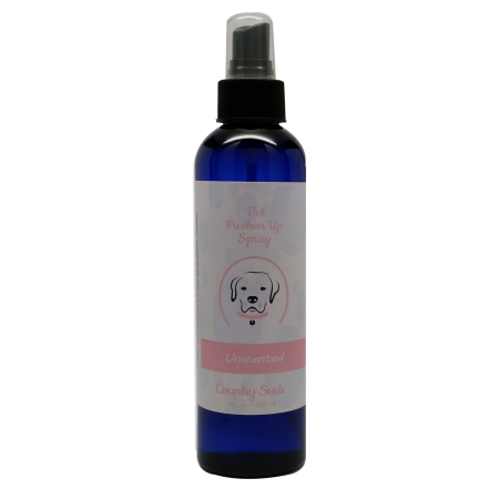 Unscented Pet Freshen Up Spray