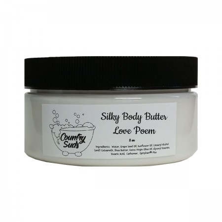 Love Poem 8oz Silky Body Butter